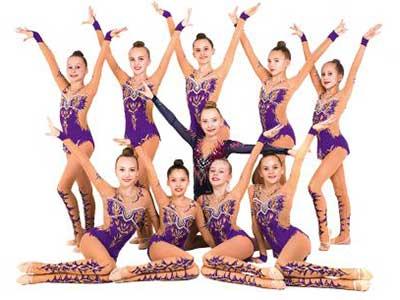 Taniec Sportowy